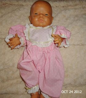 Anatomically Correct Girl Newborn 16 Berenguer Reborn Vinyl Baby Doll