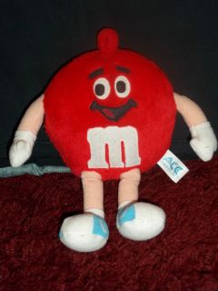 Ms M Ms Red Doll Plush Toys Stuffed Animals 10 Candy ACE Novelty Co