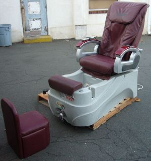Pedicure Pedi Spa Massage Chair Massaging Super Chair Aruba Salon