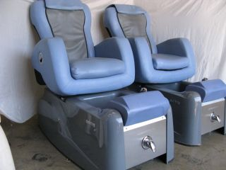 Pedicure Spa Chai Salon Tech Massage Chair