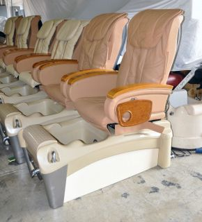 Spa Pedicure Used Valentino Massage Chair