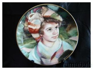Adrien by Francisco Masseria Royal Doulton Gold Rim Plate