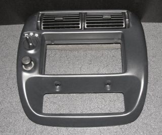 95 03 Ford Ranger Mazda B Series Radio Bezel Dash Heater Trim Air Vent