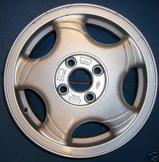 One 1995 1996 1997 1998 Mercury Mystique 15 Factory Wheel Rim 3129