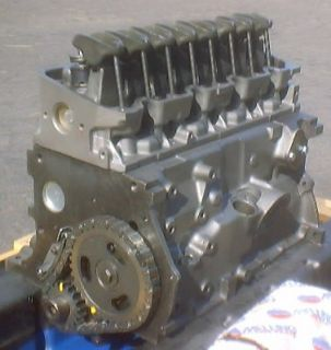 New Reman Ford Tempo Mercury Topaz 2 3 Liter OHV Engine 1984 1987