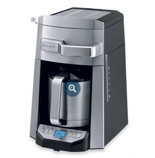 DCF6212TTC 12 Cup Programmable Stainless Steel Coffee Maker New