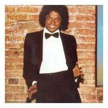 Michael Jackson Off The Wall Record LP Album Vinyl Collectible