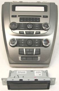 2010 MERCURY MILAN FACTORY STEREO 6 DISC CHANGER CD PLAYER OEM AM FM