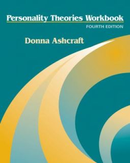 Personality Theories Workbook by Donna A