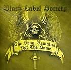 Black Label Society The Song Remains not The Same New CD