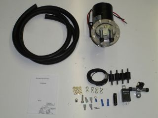 12 volt electric vacuum pump brake booster vacuum pump 12 volt new