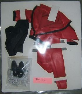 Michael Jackson Thriller Doll Outfit