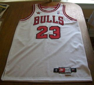 MICHAEL JORDAN #23 BULLS 1998 ALL STAR GAME JERSEY LOA NIKE