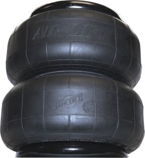 Air Lift Dominator 7 2600# Airbag Suspension Air Spring 1/2 Port 600