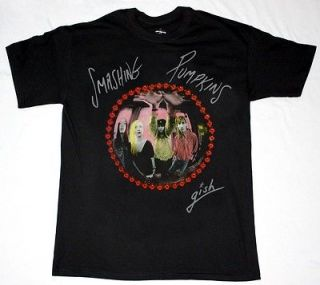 SMASHING PUMPKINS GISH 91 ALTERNATIVE ROCK CORGAN ZWAN S XXL NEW