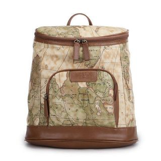 Designer Inspired World Map Design Women Backpack