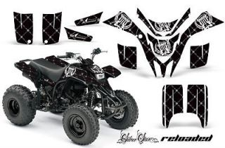 AMR RACING GRAPHICS KIT STICKERS YAMAHA BLASTER YFS 200