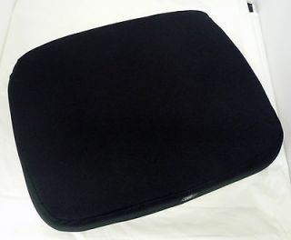Advantage Black 18 x 14 ATV Rear Luggage Rack Foam Cushion Seat Pad