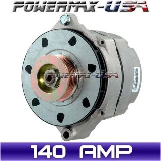 140AMP HIGH AMP ALTERNATOR GMC CHEVROLET PONTIAC OLDSMOBILE BUICK