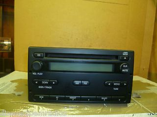 98 07 Ford Ranger Am Fm Radio Cd Player 4L5T 18C869 AE *