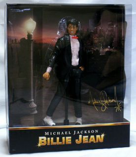 MICHAEL JACKSON 10 (250mm) BILLIE JEAN Collector ACTION Figure Doll