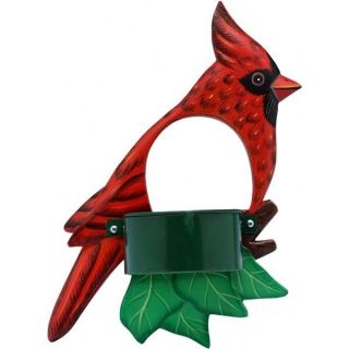 NEW WINDOW MOUNTED BIRD FEEDER WITH CARDINAL