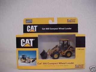 Norscot 1/50 CAT. # 55125 906 Compact Wheel Loader