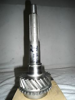 FORD BORG WARNER 4 SPEED TRANSMISSION EARLY 4TH GEAR INPUT SHAFT
