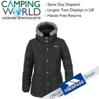 Trespass Promise Womens Ladies Warm Winter Down Jacket