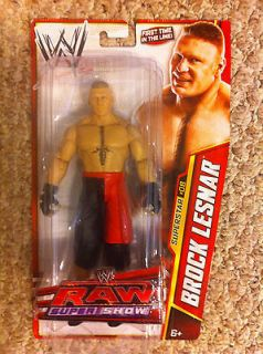 RARE wwe BROCK LESNAR ufc WWF SUPERSTAR # 8 Raw Smackdown Series 25