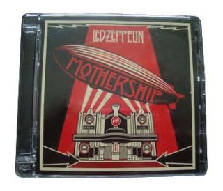 LED ZEPPELIN / ZEPPLIN   Mothership   The Very Best Of   Greatest Hits