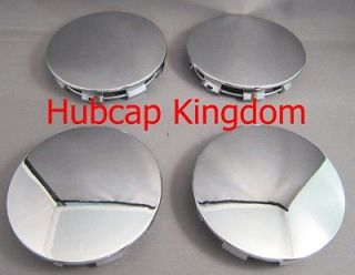 CADILLAC ESCALADE ESV EXT Chrome Center Cap SET NEW AM Blank (Fits
