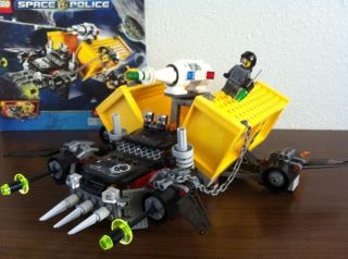 lego space police in Building Toys
