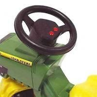 JOHN DEERE KIDS TRACTOR STEERING WHEEL WITH SOUNDS