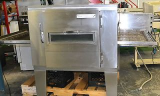 Impinger 1000 HP Series Model 1040 32 Conveyor Pizza Oven Natural Gas