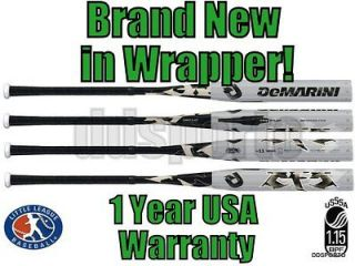 2013 Demarini WTDXCFL 30/19 CF5 Youth Little League Baseball Bat DXCFL