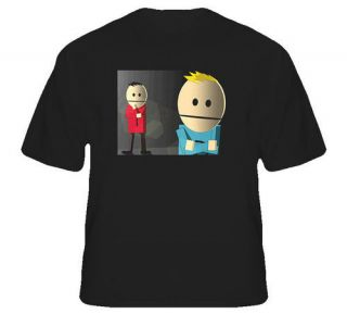 Terrance And Phillip South Park Funny 3d T Shirt