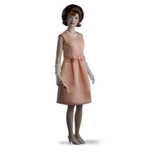 FRANKLIN MINT Jackie Kennedy Portrait Doll   Official State Visit