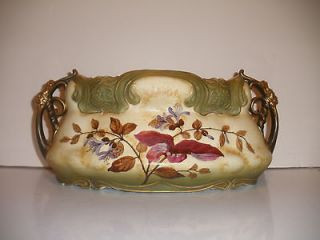 ANTIQUE AUSTRIA Ernst Wahliss PORCELAIN ART NOUVEAU HAND PAINTED