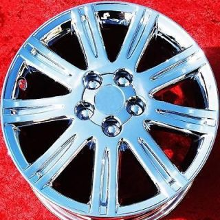 OEM CHROME WHEELS RIMS CAMRY 69474 EXCHANGE (Fits 2012 Nissan Altima