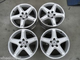 16 OEM Acura RSX CL TL Honda Accord Wheels Nice