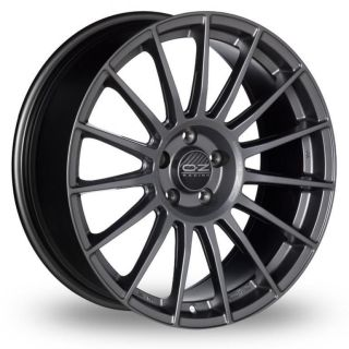 OZ Racing Superturismo LM Alloy Wheels & Nankang Tyres   LEXUS ES 300