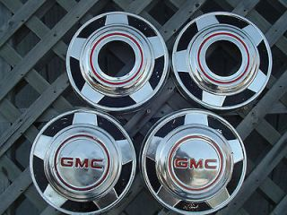 CHEVROLET PICKUP TRUCK BLAZER VAN HUBCAPS WHEEL COVERS CENTERCAPS RIMS