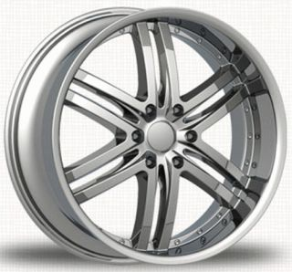 24 CHROME RIMS TIRES 6X139 CHEVY GMC AVALANCHE YUKON TAHOE 295 35 24