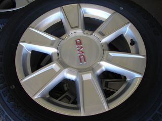 2012 17 GMC Terrain 6 Spoke Factory Wheels Rims Tires