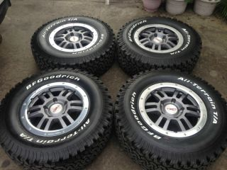 17 2012 2007 TRD Forged Tundra Rock Warrior Rims Wheels Tires BFG 18