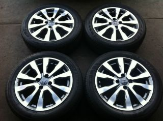2012 Honda Fit Alloy Rims Wheels Tires Civic 17 18 2010 2011