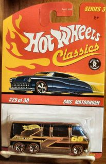 2007 Hot Wheels Classics Series 3 29 GMC Motorhome