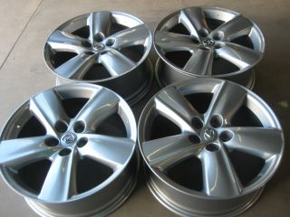 Lexus LS460 LS460L LS600HL Alloy Wheels Rims 2007 2012 Set of 4