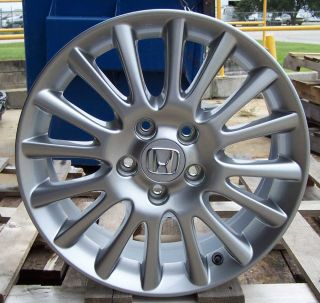 New 17 Alloy Wheels Rims for 2003 2004 2005 2006 2007 Honda Accord